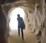 Mobbing-Opfer findet den Tunnelausgang.